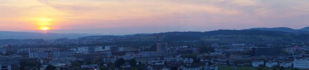 Panorama Zug