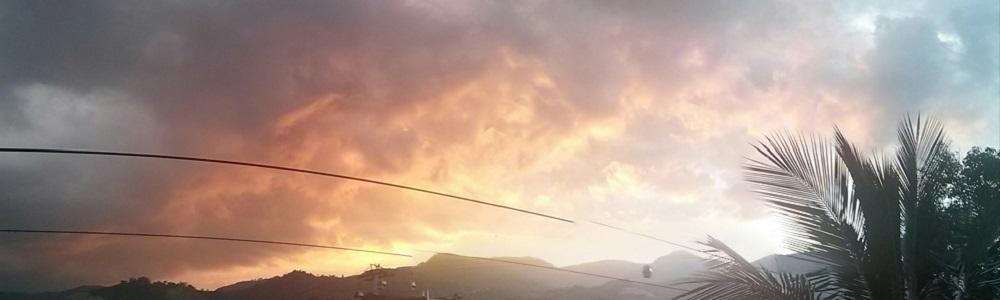 Wafflehaus, Medellín, Kolumbien